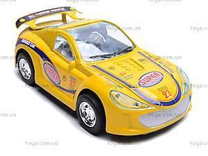 Инерционный автомобиль игрушечный, 2185