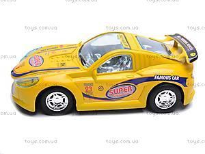 Инерционный автомобиль игрушечный, 2185, купить