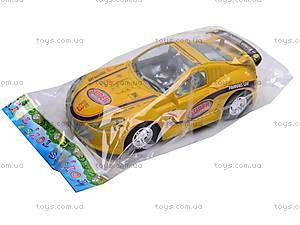 Инерционный автомобиль игрушечный, 2185, фото