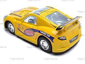 Инерционный автомобиль игрушечный, 2185, отзывы