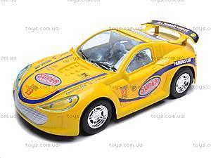 Инерционный автомобиль игрушечный, 2185, цена