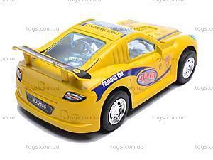 Инерционный автомобиль игрушечный, 2185, игрушки