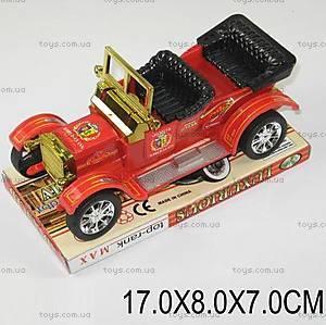Инерционный автомобиль «Ретро», 7266