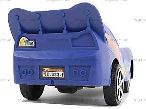 Инерционный автомобиль «Тачки», 333-1, цена