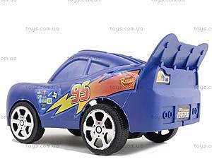 Инерционный автомобиль «Тачки», 333-1, игрушки