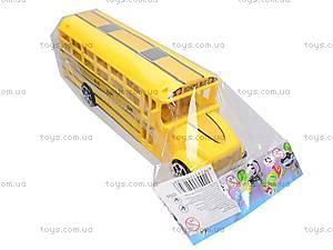 Инерционный детский автобус, CH526-1B