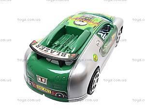 Инерционный детский автомобиль, 863, фото