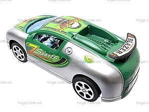 Инерционный детский автомобиль, 863, игрушки
