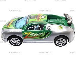 Инерционный детский автомобиль, 863, детские игрушки