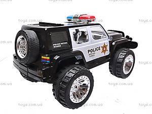 Инерционный детский джип «Полиция», 116, купить