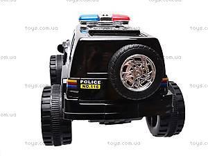 Инерционный детский джип «Полиция», 116, фото