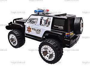 Инерционный детский джип «Полиция», 116, отзывы