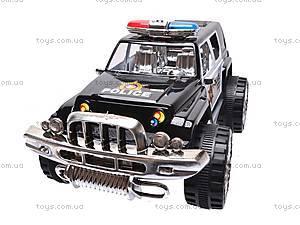 Инерционный детский джип «Полиция», 116