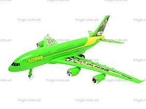 Инерционный детский самолет Ben10, 758-1, купить