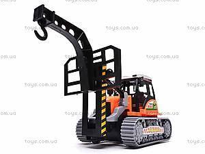 Инерционный детский трактор, 666-30B, купить