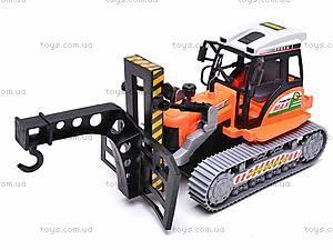 Инерционный детский трактор, 666-30B
