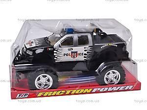 Инерционный джип для детей, 689-93, игрушки