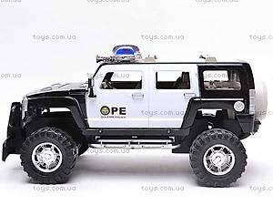 Инерционный джип «Полиция», 686-20, цена