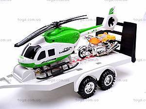 Инерционный джип с вертолетом, 22848, цена