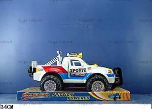 Инерционный джип Sports, 6568-18A