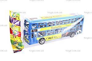 Инерционный двухэтажный автобус, 065-2