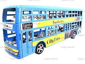 Инерционный двухэтажный автобус, 065-2, Украина