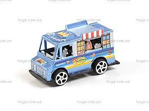 Инерционный фургон, 399-258