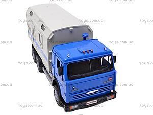 Инерционный фургон «Милиция», 9119C