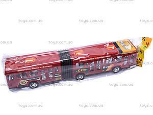 Инерционный городской автобус, 893, купить