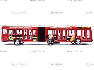 Инерционный городской автобус, 893, фото