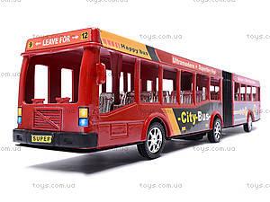 Инерционный городской автобус, 893, отзывы