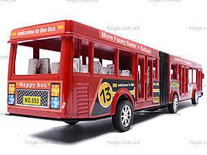 Инерционный городской автобус, 893, цена