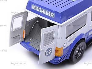 Инерционный городской транспорт, 033B, игрушки