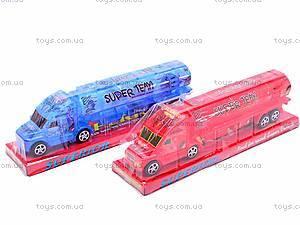 Инерционный грузовик-бензовоз, 3198A-19, отзывы