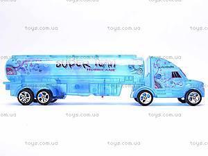Инерционный грузовик-бензовоз, 3198A-19, цена