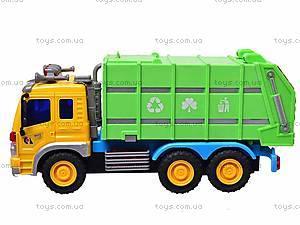 Инерционный грузовик «Градостроитель», 351A-4, купить