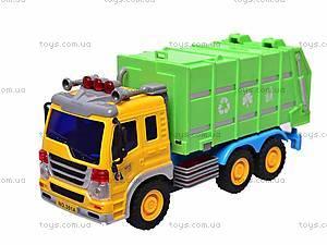 Инерционный грузовик «Градостроитель», 351A-4