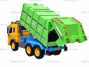 Инерционный грузовик «Градостроитель», 351A-4, фото
