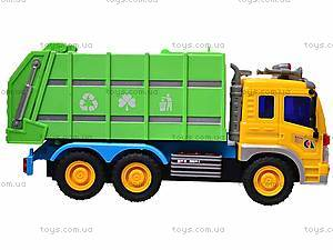 Инерционный грузовик «Градостроитель», 351A-4, отзывы