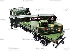 Инерционный грузовик, с краном , 668-7, отзывы