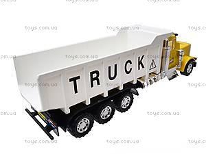 Инерционный грузовик с кузовом, 998А-C1, купить