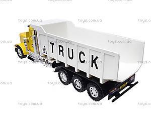 Инерционный грузовик с кузовом, 998А-C1, фото