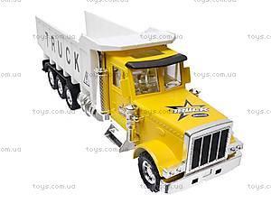 Инерционный грузовик с кузовом, 998А-C1, отзывы