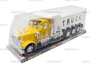 Инерционный грузовик с кузовом, 998А-C1
