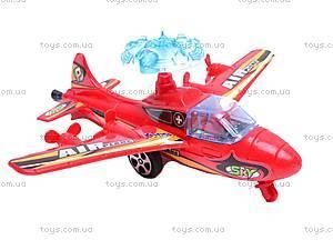 Инерционный игровой самолет, 899-3, отзывы