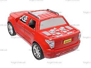 Инерционный игрушечный автомобиль, 6218, фото