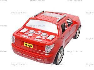 Инерционный игрушечный автомобиль, 6218, отзывы