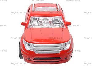 Инерционный игрушечный автомобиль, 6218, цена