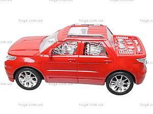Инерционный игрушечный автомобиль, 6218, детские игрушки