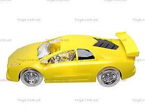 Инерционный игрушечный автомобиль для детей, 092-3, купить